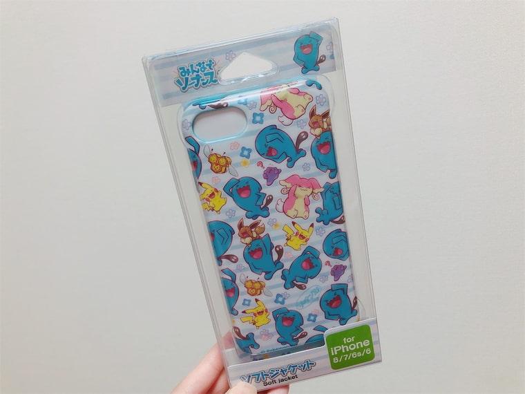 ソーナンスのiPhoneケース