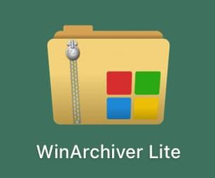 WinArchiver Liteのアイコン